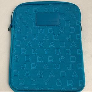 Marc By Marc Jacobs turquoise tablet case